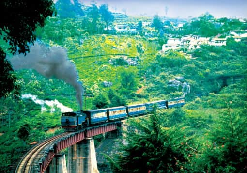 coonoor toy train
